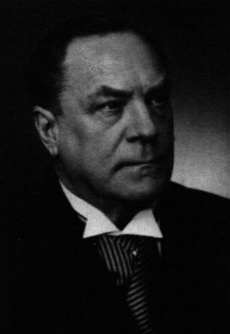 Heino Kaski - Heino Kaski at the age of 60.