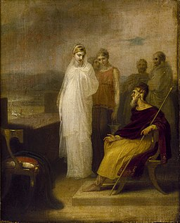 Helen and Priam at the Scaen Gate