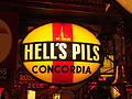 Hells Pils Concordia lichtreclame.JPG