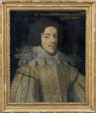 Henri de Talleyrand-Périgord, comte de Chalais - Image: Henri de Talleyrand Périgord, comte de Chalais