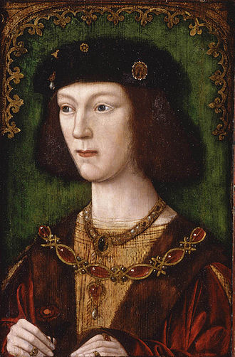 Duke of York - Henry Tudor