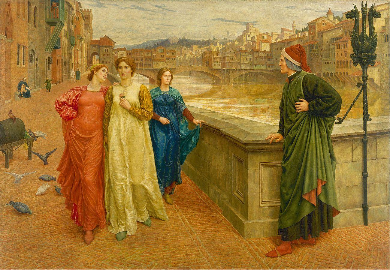 Dante and Beatrice