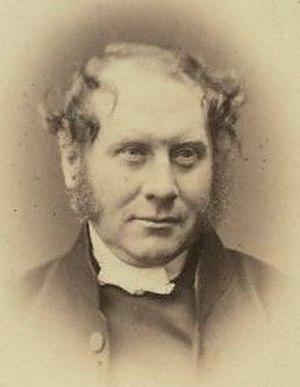 Henry Montagu Villiers - Image: Henry Montagu Villiers crop