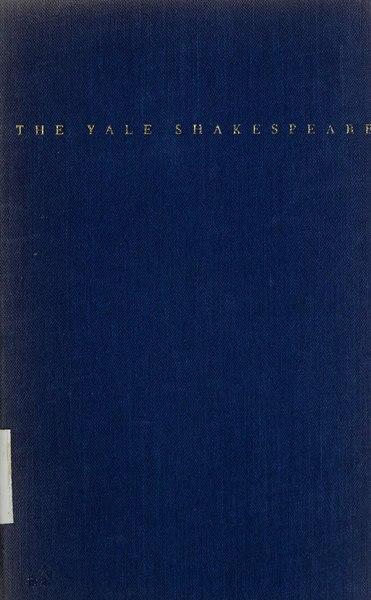 File:Henry VI Part 3 (1923) Yale.djvu