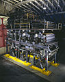 Henry Wood's printing press, 1934. (9663805408).jpg