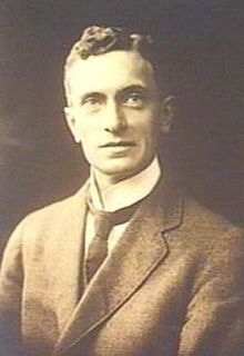 Photograph of Herbert Basedow taken in 1905