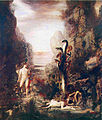 Hercules and the Hydra Lernaean by Gustave Moreau.jpg