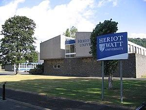 Heriot-Watt University cover