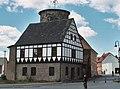 Hettstedt, the rests of the moated castle.jpg