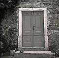 Hišna vrata pri Poljetovih, Lozice 1958.jpg