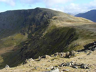 High Stile - High Stile from Red Pike