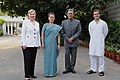 Hillary Clinton with Sonia and Rahul Gandhi.jpg