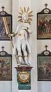 Himmelberg Pfarrkirche hl. Martin Statue des Sankt Isidorus 24092021 1522.jpg
