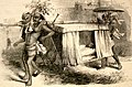 Hindostanee Dhoolie, used by Hospitals and in the Field - ILN 1857.jpg