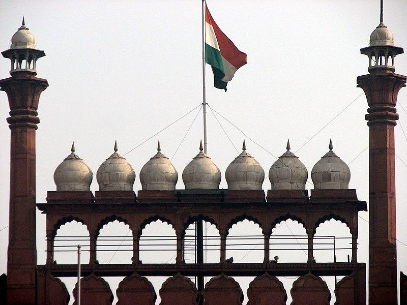 File:Historic Lal Quila, Delhi.jpg