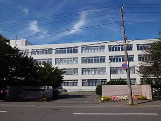 Hokkaido Sapporo Higashi High School
