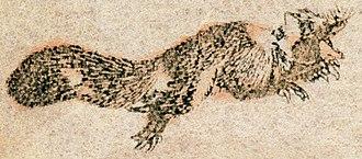 Fūri - Fūri from the Hokusai Manga by Katsushika Hokusai