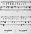 Hold the Fort original sheet music p2 (Hold the Fort!, Scheips).jpg