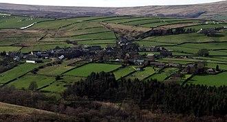 Holme, West Yorkshire - Image: Holme, West Yorkshire (RLH) 2007 03 21