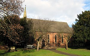 Hadley, Shropshire - Holy Trinity parish church