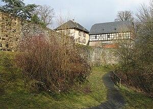 Homberg (Ohm) - Castle