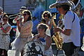 Honk Fest West 2015, Georgetown, Seattle - Carnival Band 46 (18447046344) (2).jpg