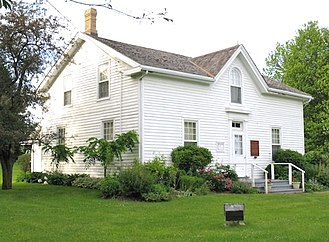 Adelaide Hoodless - Adelaide Hunter Hoodless National Historic Site, St. George, Ontario