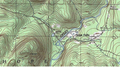Hope Falls USGS topographical map.png