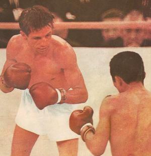 Horacio Accavallo - Image: Horacio Acavallo vs Kutsuyoshi Takayama