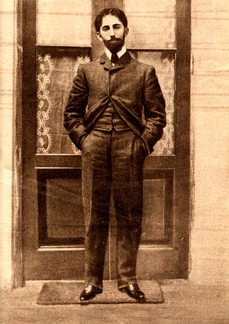 Horacio Quiroga - Quiroga in 1897.