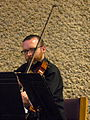 Horizon string quartet at Wikimania 2014 06.jpg