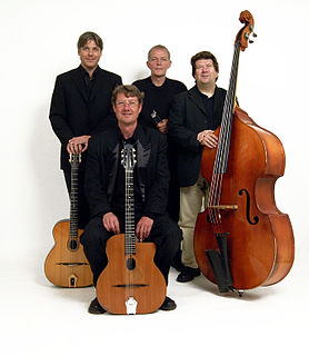 Hot Club de Norvège Norwegian jazz band