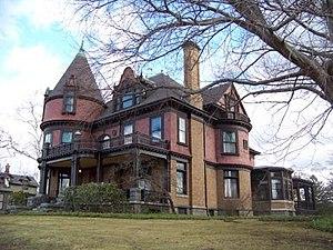 William H. Allen (architect) - Fyler-Hotchkiss Estate