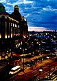 Hotel Gellért, Uitzichtvanuitkamer.jpg