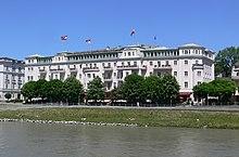 Hotel Salzburger Hof Bad Reichenhall