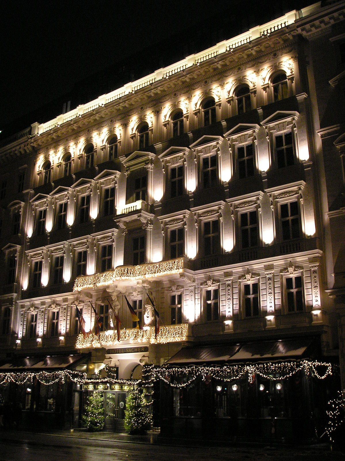 Hotel Sacher Wikipedia