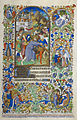 Hours of the Passion (Sext) - Bedford Hours (1414-1423), f.235 - BL Add MS 18850.jpg