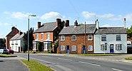Houses at Sutton Bonington - geograph.org.uk - 10407