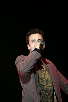alt=Description de l'image Howie D 3.jpg.