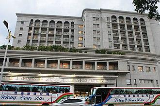 Tzu Chi - Tzu Chi General Hospital in Hualien in 2011