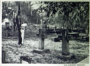 Huguenot Cemetery - Huguenot Cemetery