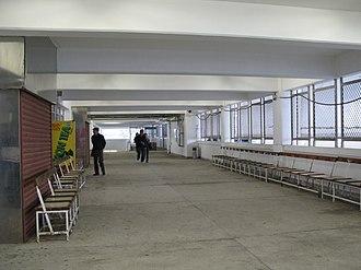 Hung Hom Ferry Pier - Pier Waiting Area
