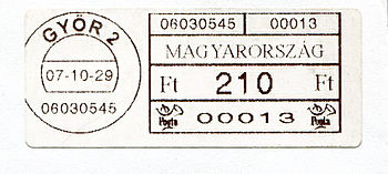 Hungary stamp type PO5.jpg