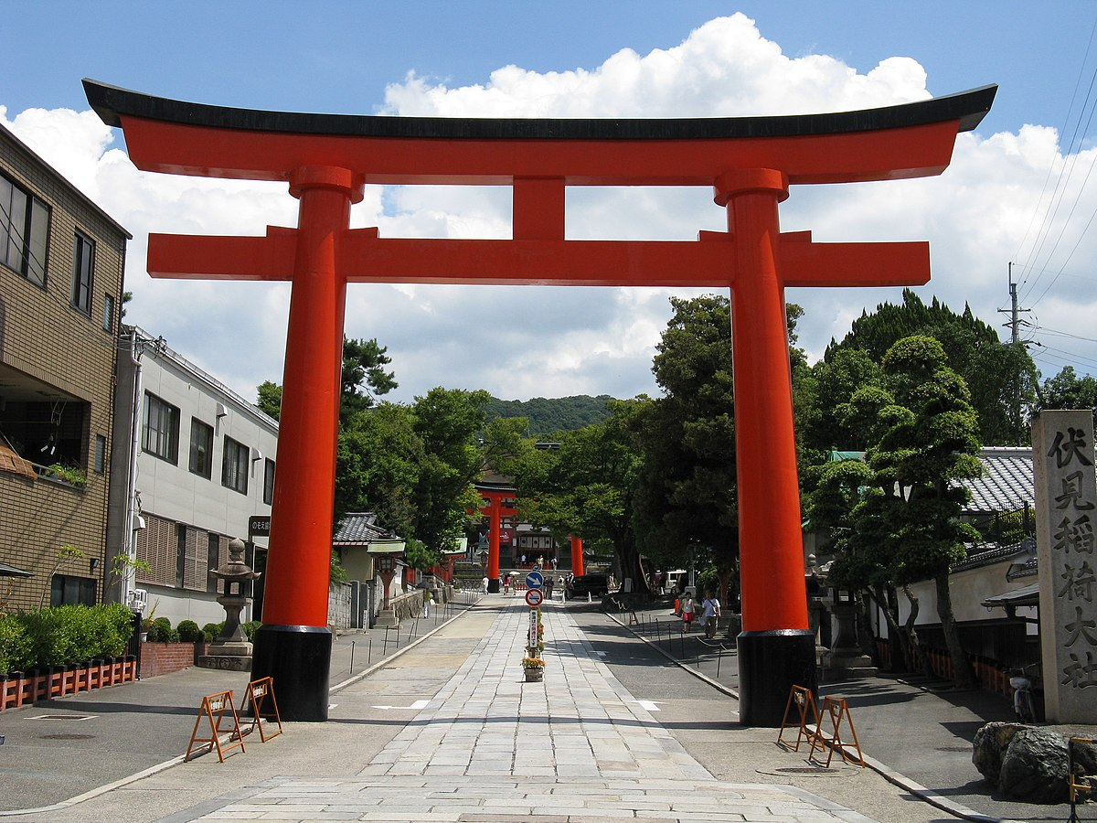 Sand wikipedia for Japanese gates pictures