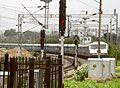 Hyderabad bound Sabari Express at Lallaguda.jpg