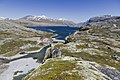 Hydropower site at Holbuvatnet, Sunndal, 2013 June.jpg