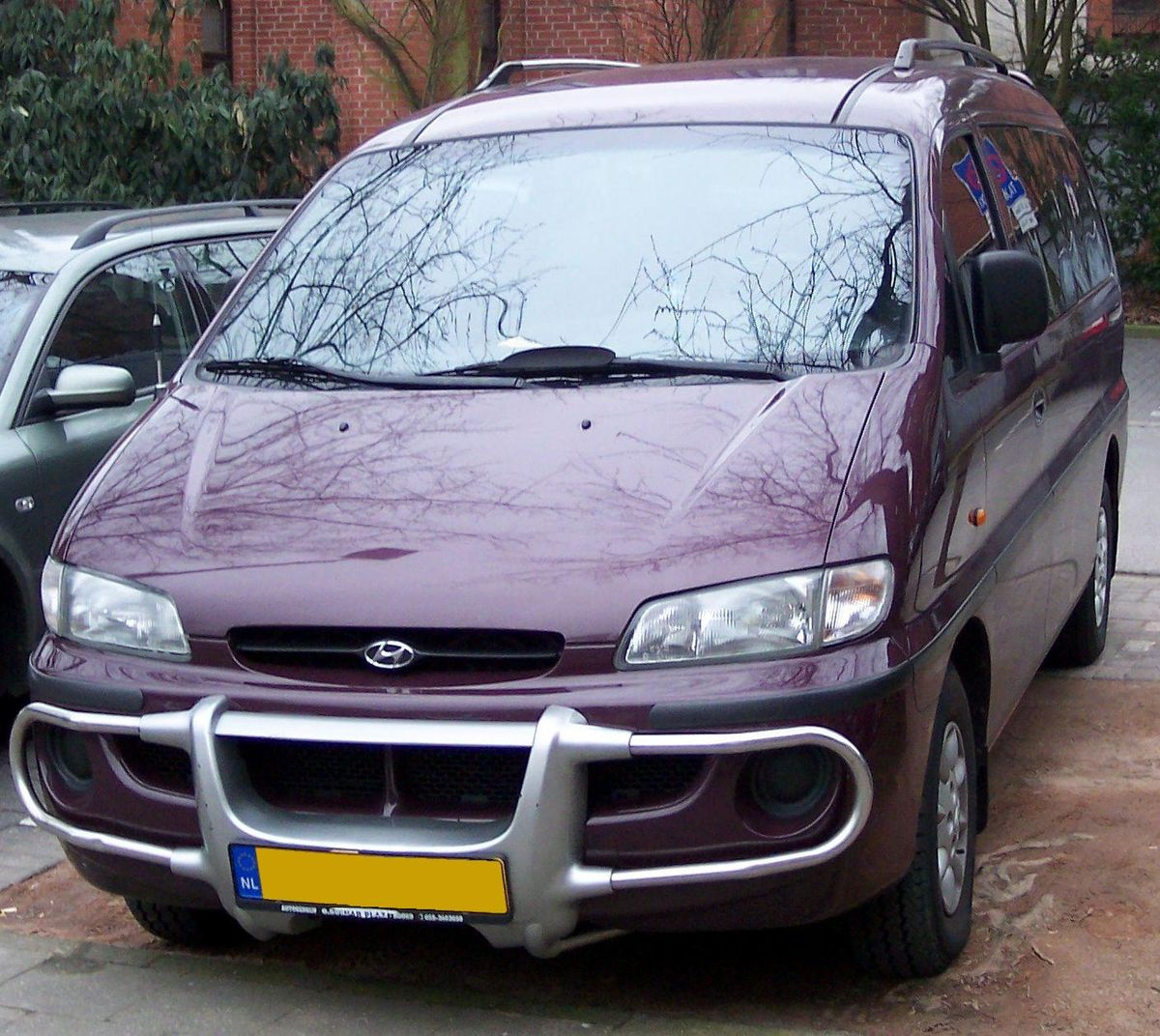 Hyundai Starex Used Car For Sale Philippines