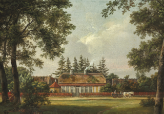 A Forester`s Cottage