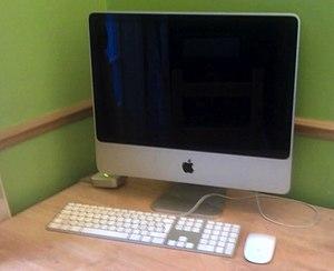IMac - Aluminium iMac.