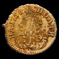 INC-с15-r Золотая полтина 1756 г. (реверс).png
